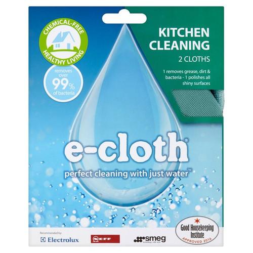 E-Cloth Kitchen Pack 2 per pack