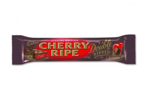Cadbury Cherry Ripe Double Dipped 47g