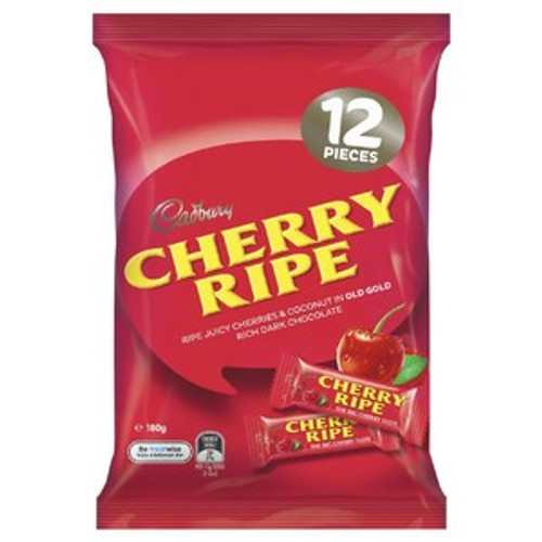 Cadbury Cherry Ripe Sharepack 180g