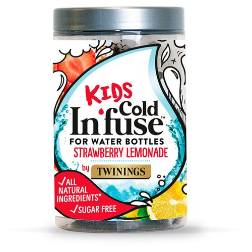 Twinings Cold Infuse Kids Strawberries Lemon 12Pc