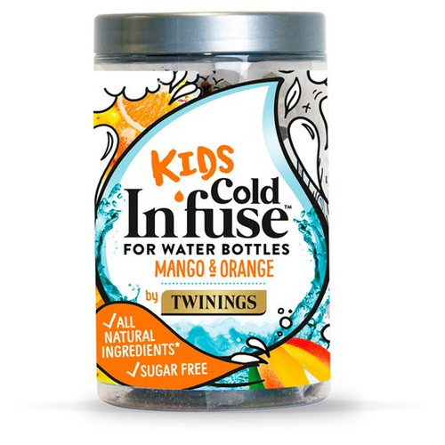 Twinings Cold Infuse Kids Mango & Orange 12's 30G
