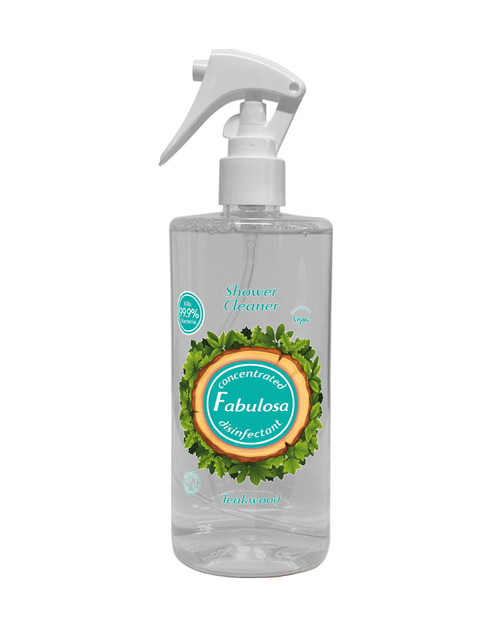 Fabulosa Teakwood Shower Cleaner Trigger 500ml