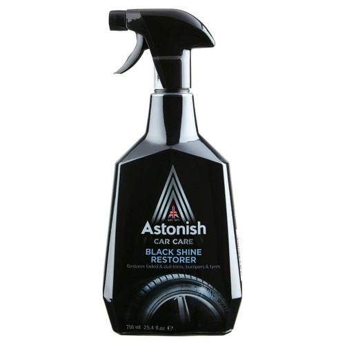 Astonish Black Shine Restorer 750ml