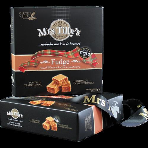 Mrs Tilly's Fudge Gift Box 400g