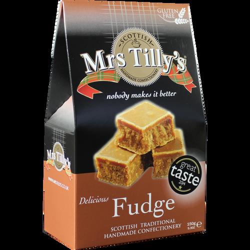 Mrs Tilly's Fudge Gift Box 150g