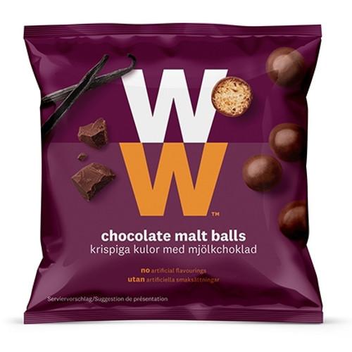 Weight Watchers Chocolate Malt Balls 15g