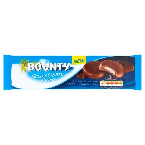 Bounty Secret Centre Biscuits 130g