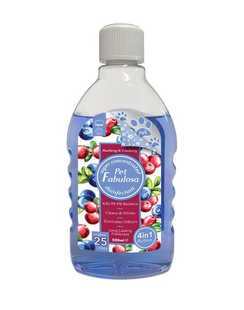 Fabulosa Pet Blueberry & Cranberry 500ml