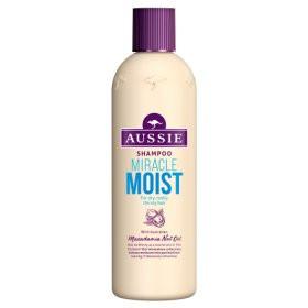 Aussie Miracle Moist Shampoo For Dry Damaged Hair Caletoni