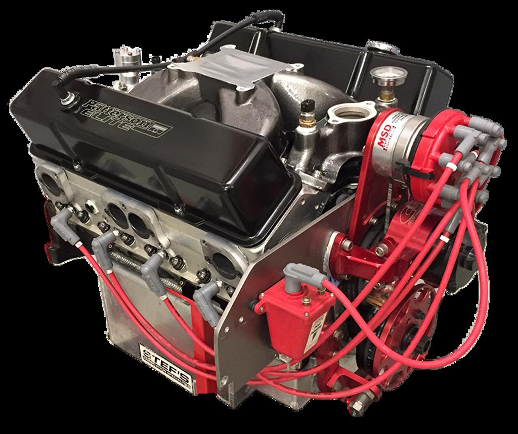 Super Stock Engines 265/283/305/327/350 - Patterson Elite