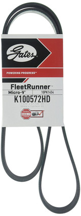 Gates K100572HD FleetRunner - Micro-V Blower Belt