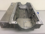 Used Stef's Aluminum Iron Eagle Style Pan