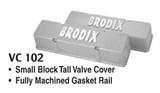 Brodix SBC Tall Valve Cover VC102