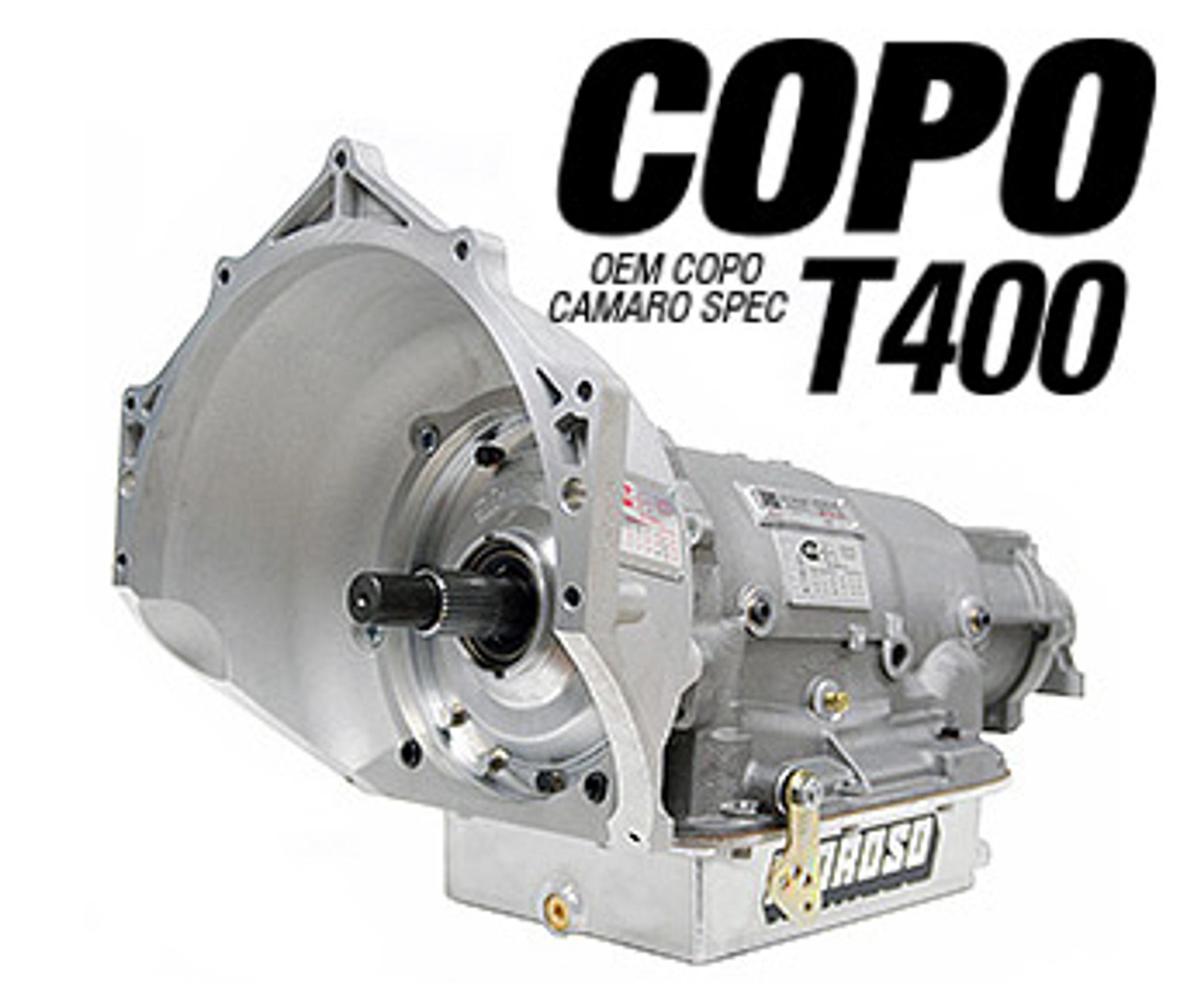 400 Turbo Transmission >> Upgrade Your Stock Copo Ati Turbo 400 Transmission Torque