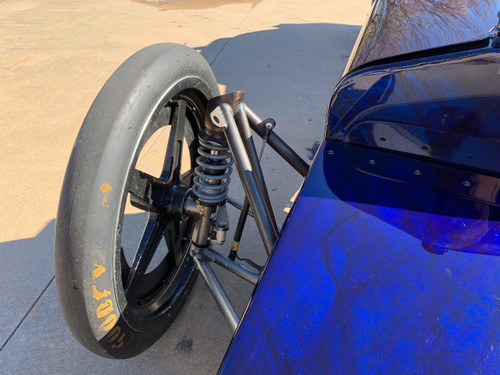 2008 Neil & Parks '23 T-bucket Altered Roller