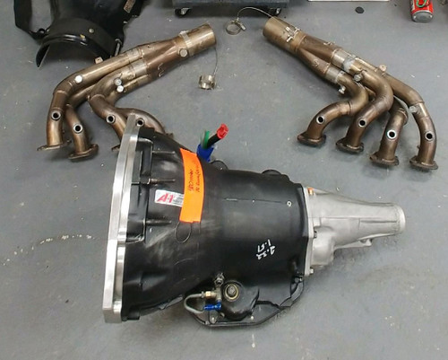 400ci A/SMA Record Holding Engine, Trans, Converter Package
