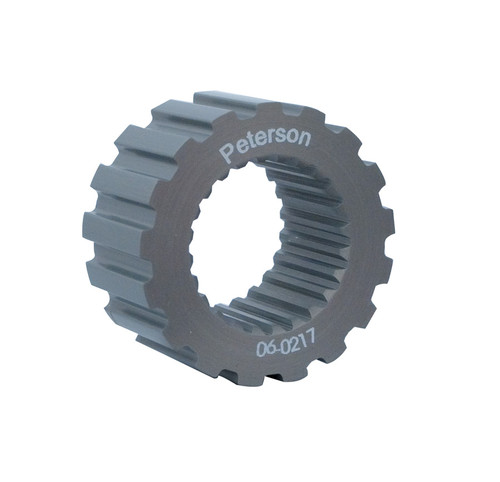 Peterson Spline Drive Pulley