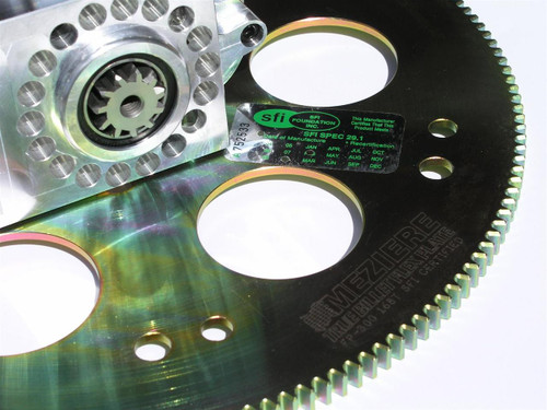 Meziere Starter and Flexplate Combo, 139 Tooth