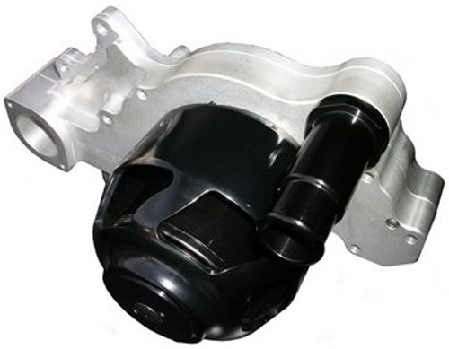 Meziere High Flow Electric Water Pump for LS1 - LS7 Engines
