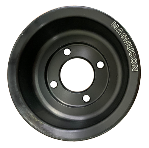 """Magnuson 89mm (3.500"""") Front Pulley"""