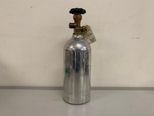 Bickel 2.5LB Used Polished C02 Bottle