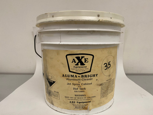 Aluma-Bright Aluminum Stain Remover (3.5 Gal) - New