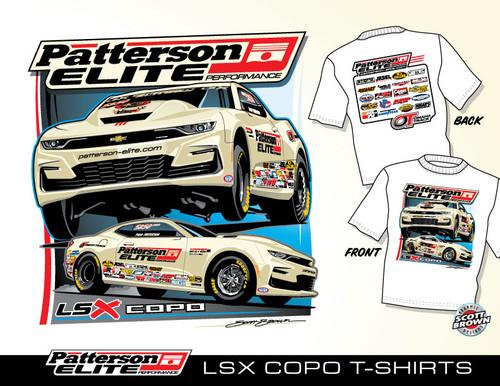Patterson Elite LSX COPO T-Shirt (L-3XL)