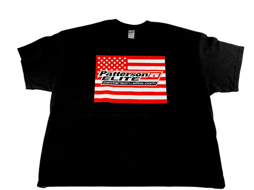American Flag Logo T-Shirt