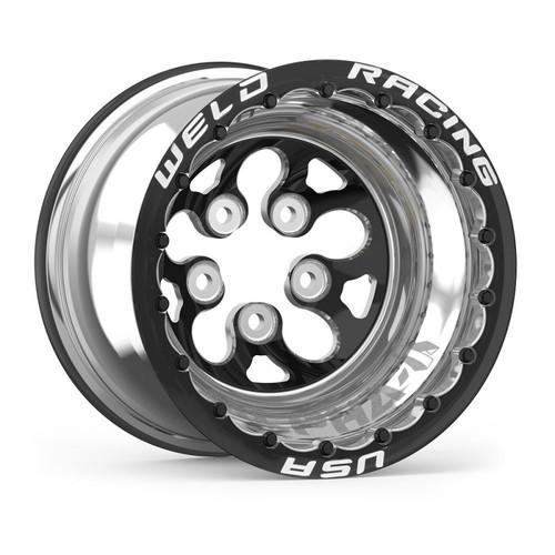 """WELD Racing Alpha-1 Rear Wheel 15 x 10"""""""