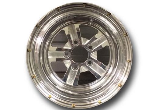Bogart racing copo style rear wheel