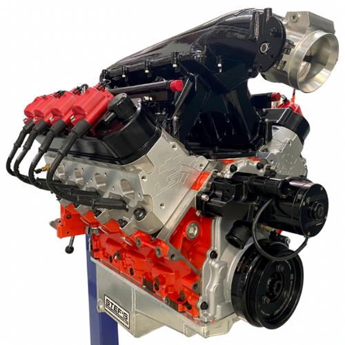 427 C.I. COPO Stocker  Engine