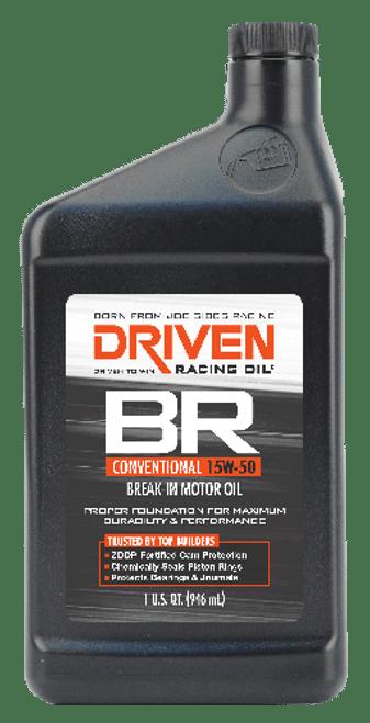 Driven BR Break in Oil 00106