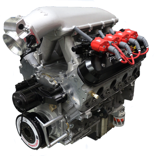 396 C.I. COPO Engine