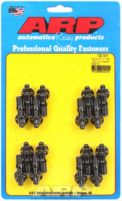 ARP Chromoly Header Stud Kits 100-1411