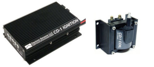 Daytona Sensors CD-1 Pro Capacitive Discharge Ignition System 104003