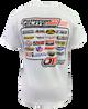 Patterson Historical Beige Cars T-Shirt