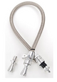 Anchor-Tight Locking Flexible Transmission Dipstick TH350/400