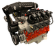 350ci Supercharged COPO Engine