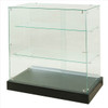 "36"" Display Case with two shelves"