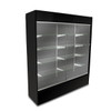 "70"" Glass Wall Display Case"