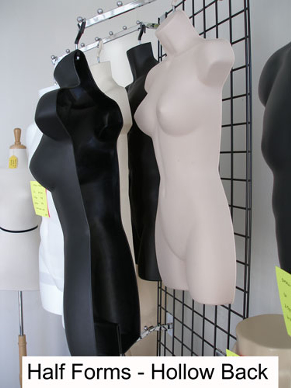 Clearance- Female Mannequin Form