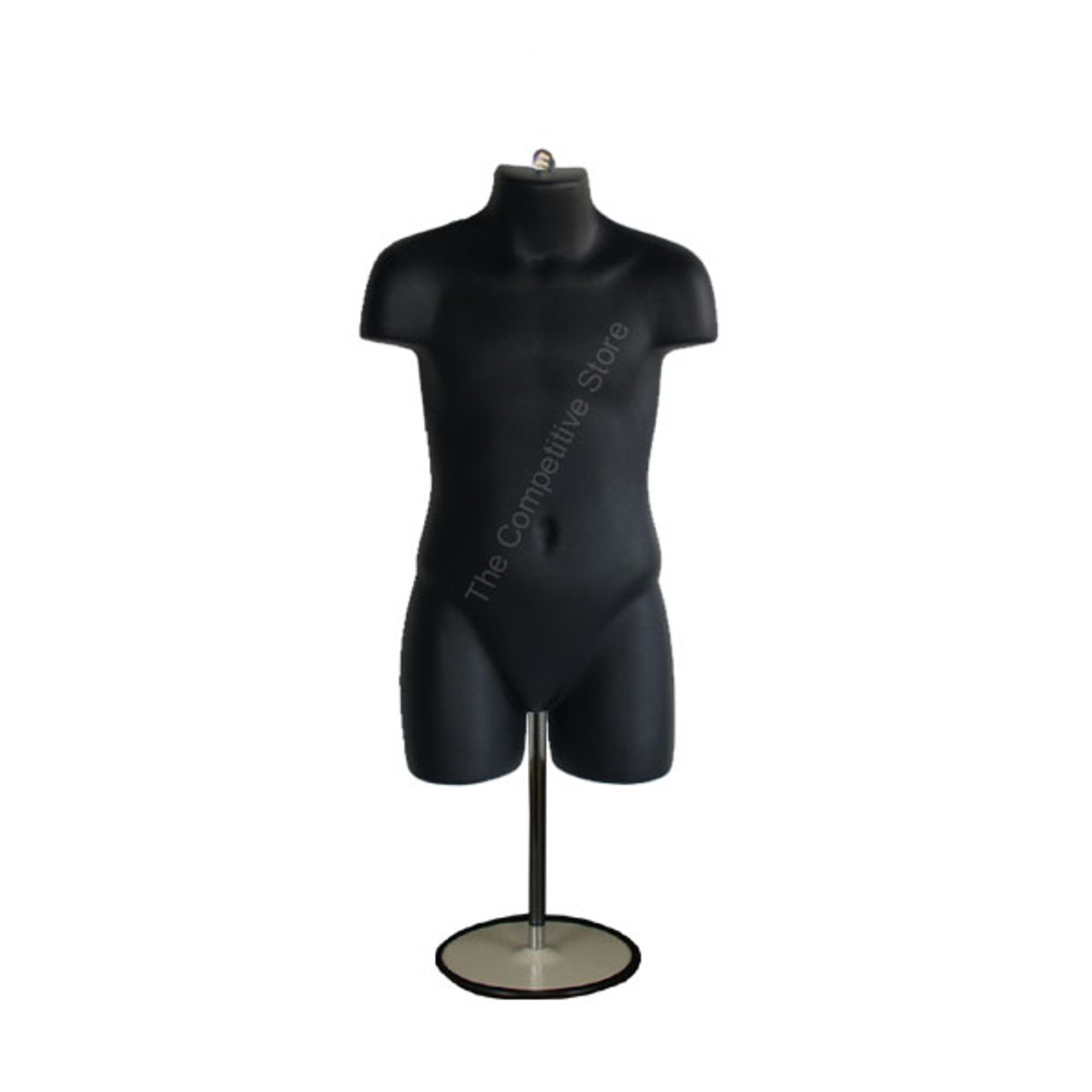 Child Mannequin with Metal Base