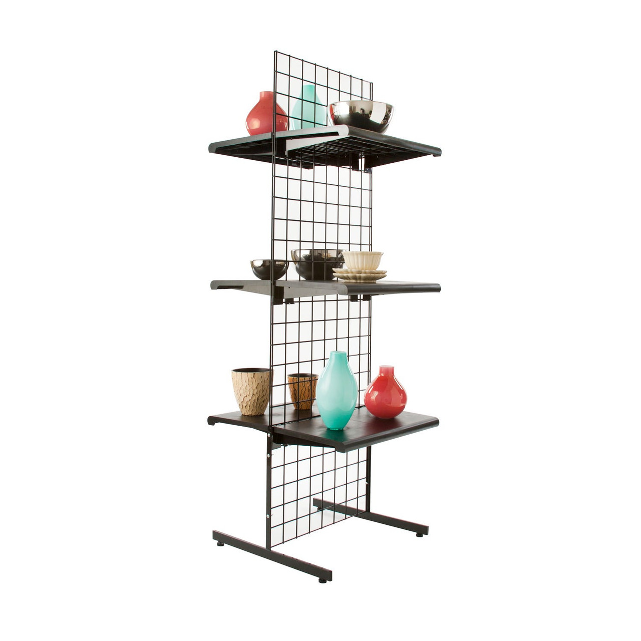 Gridwall Tower with T-Base