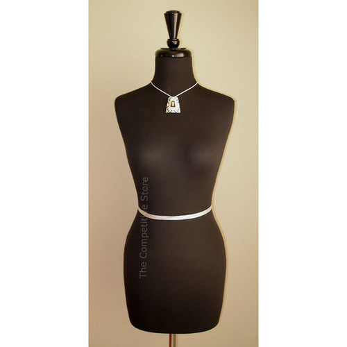 Black Classic Style Mannequin Dress Form