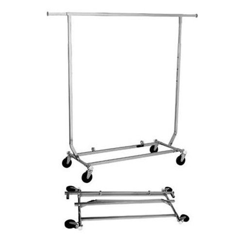 Collapsible Square Tubing Rack