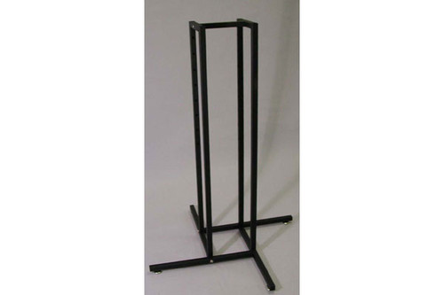4-Way Frame Only - Square Tubing Black