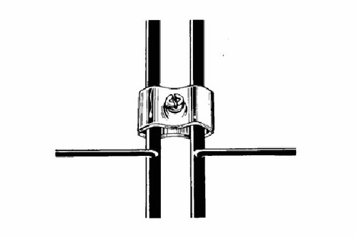 Gridwall Joining Clips Connectors