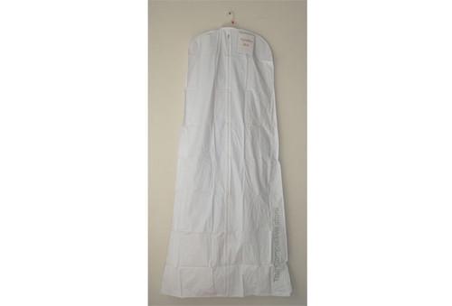 """White Gown Garment Bag 36"""" X 72"""""""