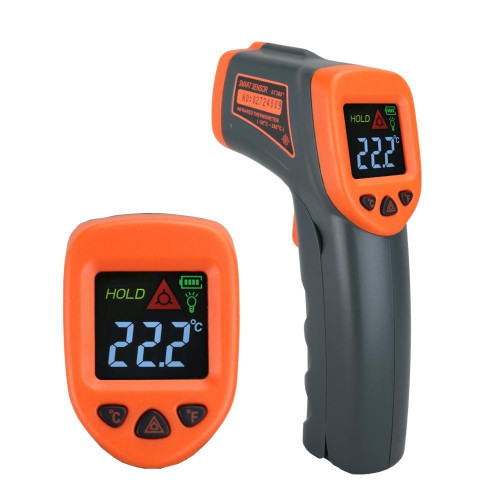 Digital Thermometer Infrared Non Contact LCD