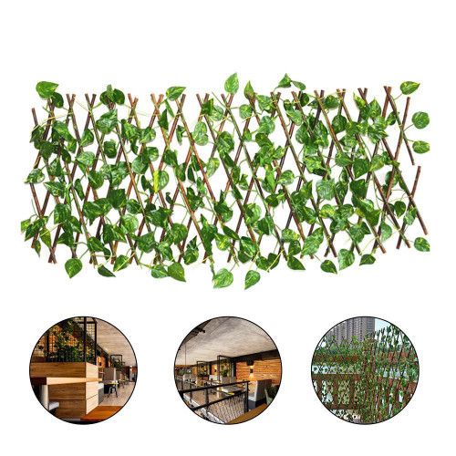 Privacy Fence Plant Screen Expandable